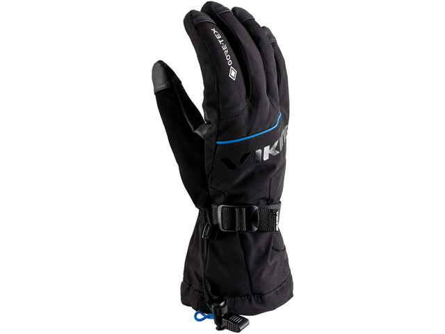 Viking Europe Hudson GTX Gants De Ski Homme, blue